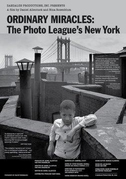Ordinary Miracles - The Photo League's New York