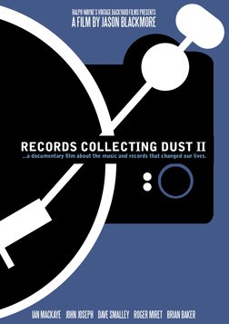 Records Collecting Dust - Musicians Talk About the Records That Changed Their Lives